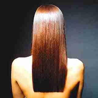 cabello lacio largo