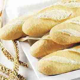 pan baguetinas