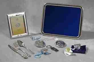 objetos plata