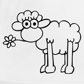 top xica ovejita design