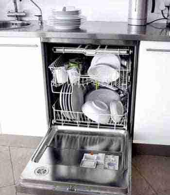 C mo limpiar el lavavajillas bricoinventos - Como limpiar un lavavajillas ...