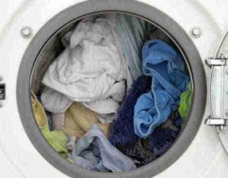lavar ropa agua fria