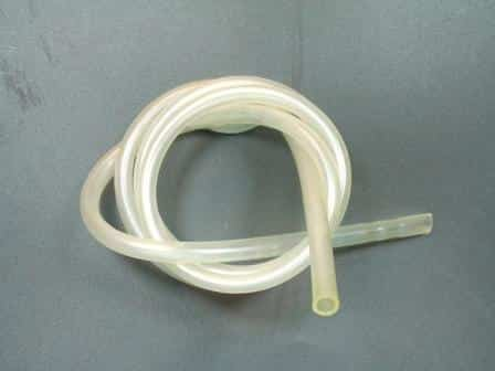 Tubo de silicona