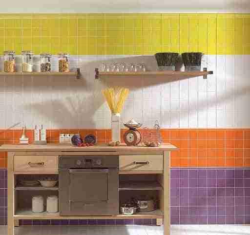 C mo limpiar los azulejos de la cocina bricoinventos - Pintura para baldosas de cocina ...
