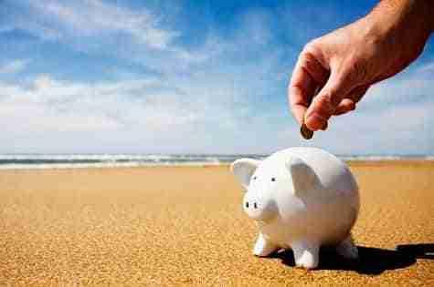 viajar barato comienze a ahorrar