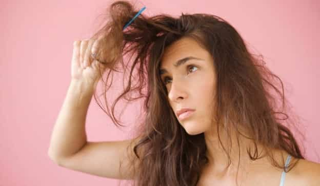 reparar cabello