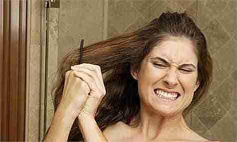 Ahorrar tiempo cabello