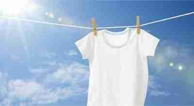 Trucos para blanquear la ropa
