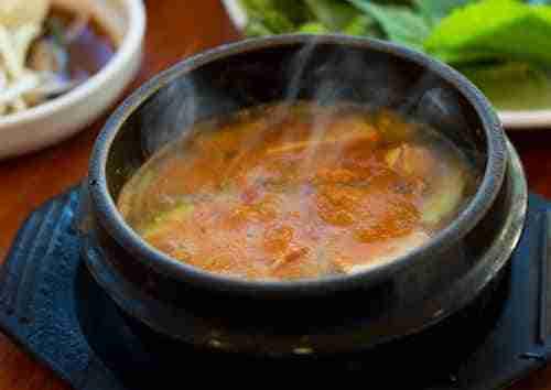 mantener los alimentos calientes