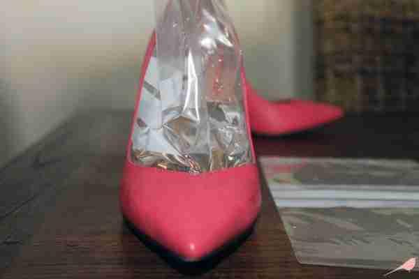 Trucos para agrandar los zapatos