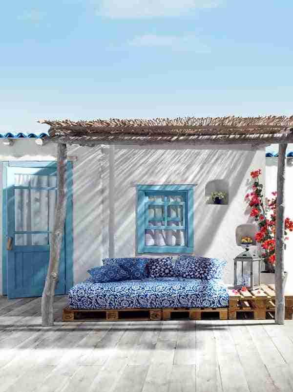 tendencia decoracion mediterraneo terraza