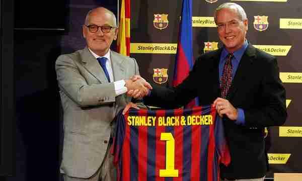 El FC Barcelona presenta sus herramientas de bricolaje