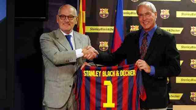FC Barcelona Stanley Black & Decker 1