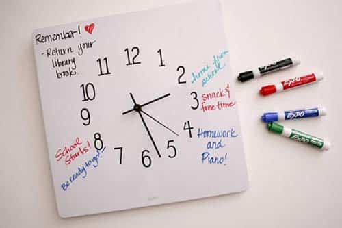 C mo hacer un reloj de pared bricoinventos - Como hacer un reloj de pared ...