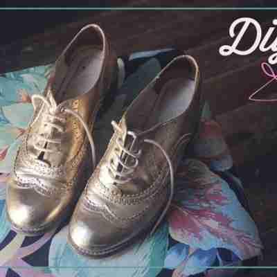 ¿Cómo renovar zapatos viejos?