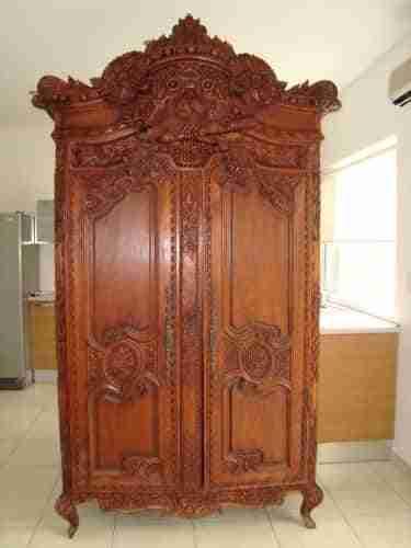 C mo limpiar los muebles de cedro bricoinventos - Como limpiar los muebles de madera ...