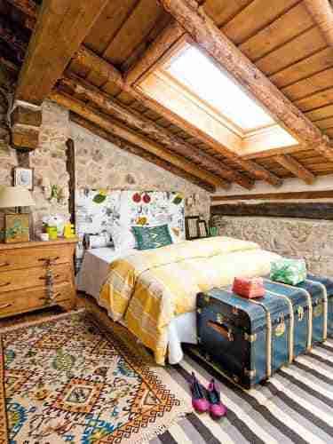 decorar dormitorios coloridos