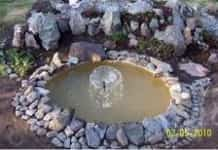 estanque reciclado