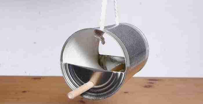 Aprende a hacer un comedero casero para p jaros - Trabajos caseros para hacer en casa ...