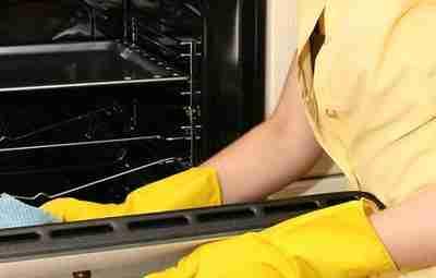 Aprende a limpiar tu horno sin productos químicos