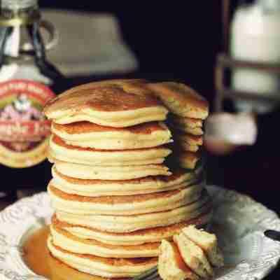 Aprende a preparar las auténticas tortitas americanas