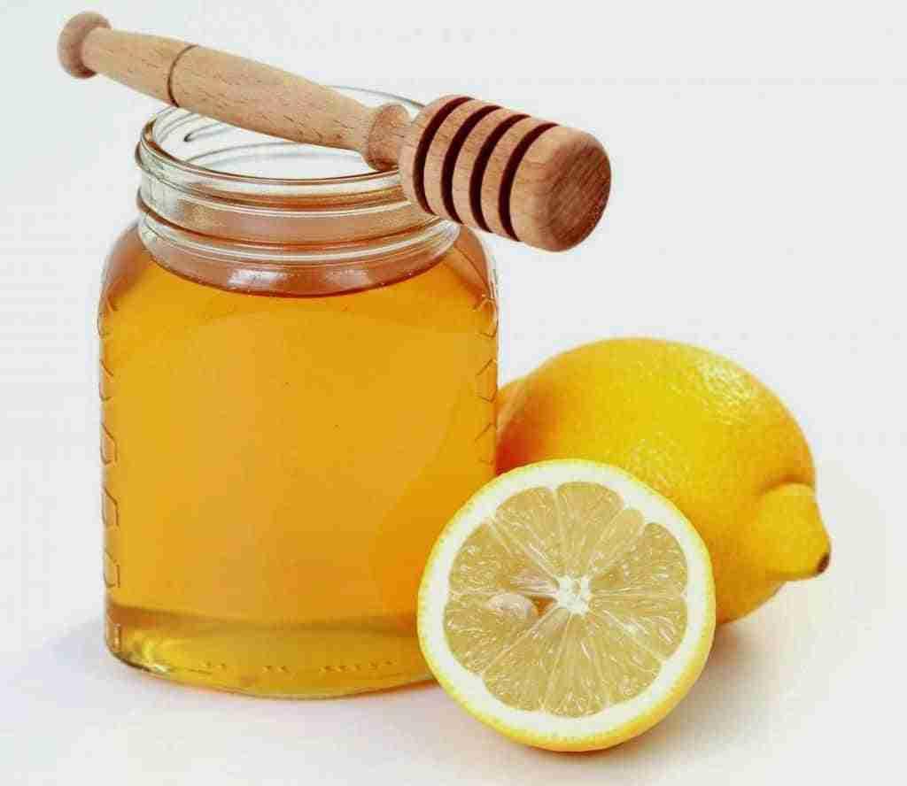 mascarilla casera miel y limon