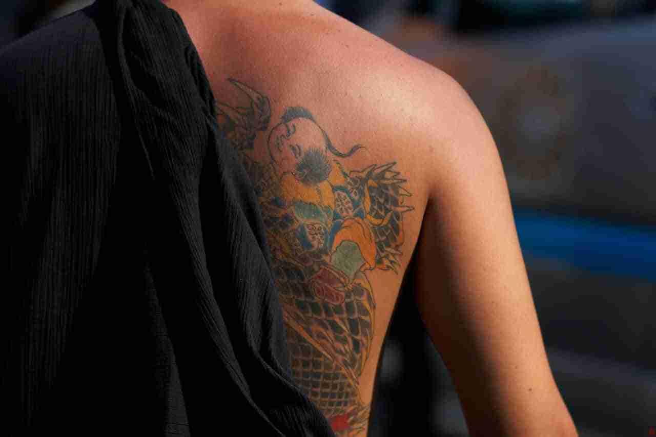 Consejos para escoger tu primer tatuaje - Tatuaje japonés