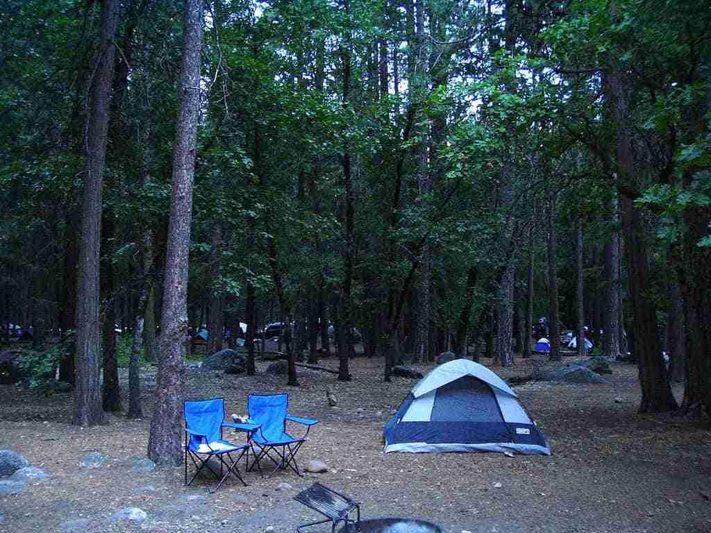 Cómo acampar sin problemas
