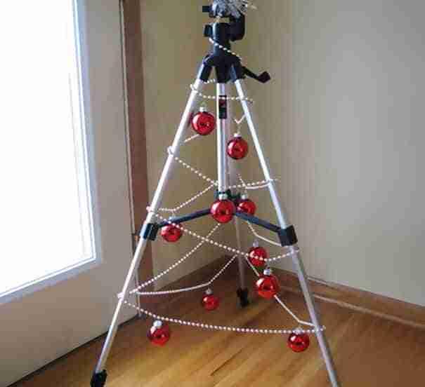 Un bonito árbol de navidad DIY