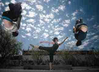 Diferentes bailes para mantenerse en forma