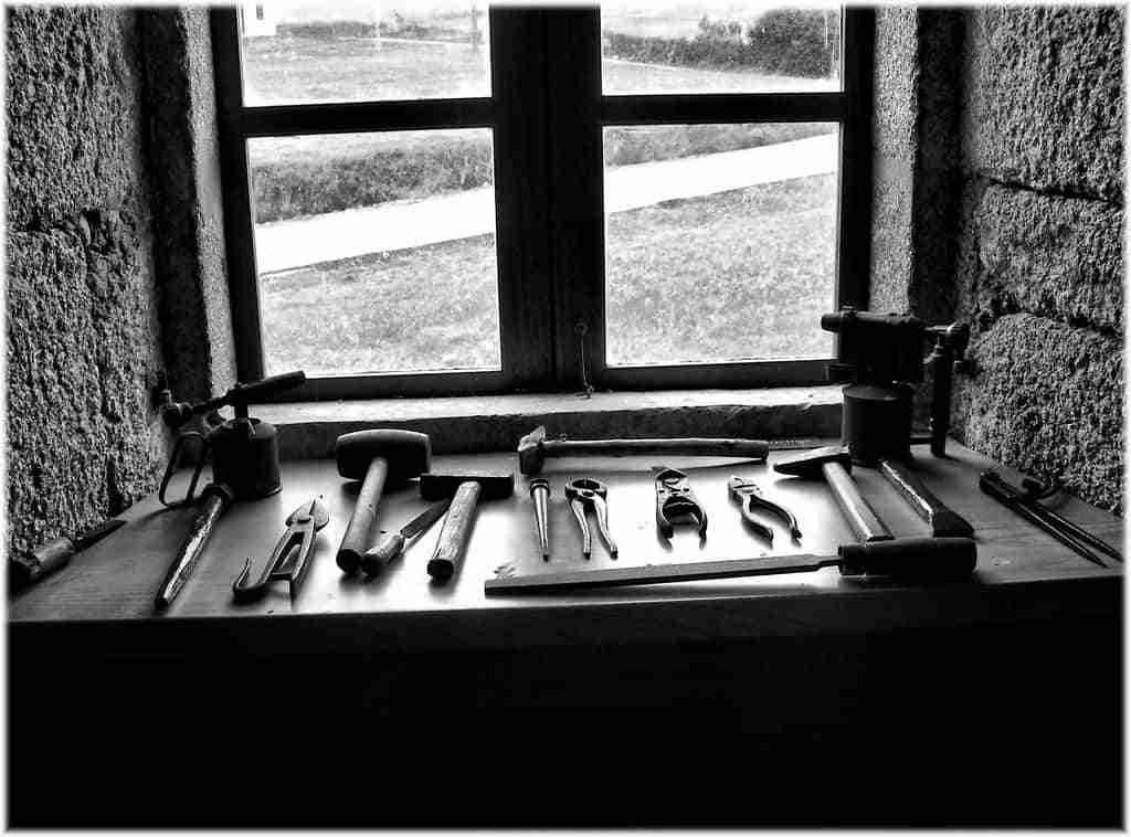 Cómo completar una caja de herramientas