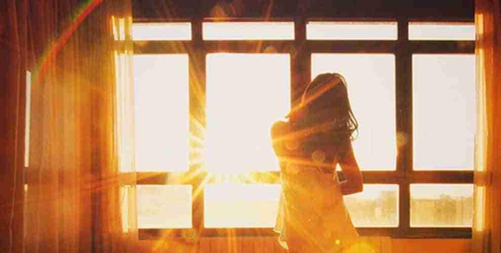 aprovechar la luz del sol