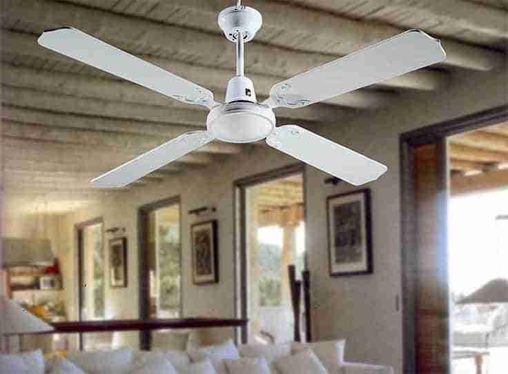 truco usar ventilador invierno